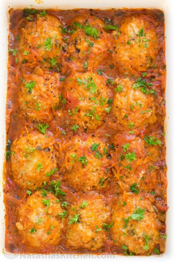 Natasha S Kitchen Cabbage Rolls