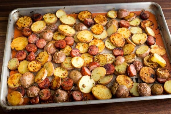 These roasted potatoes are ultra crispy and flavorful with a perfect ...