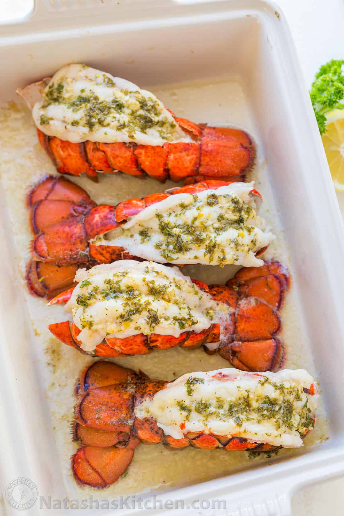 How to Get a Lobster Tail out of Its Shell pics