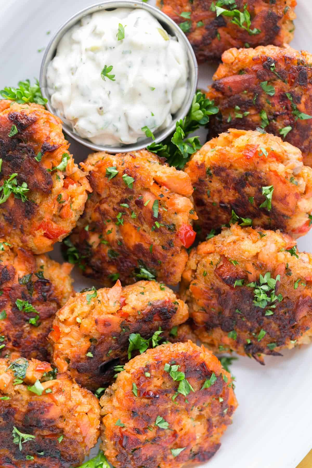 Image result for Salmon Patties Recipe?