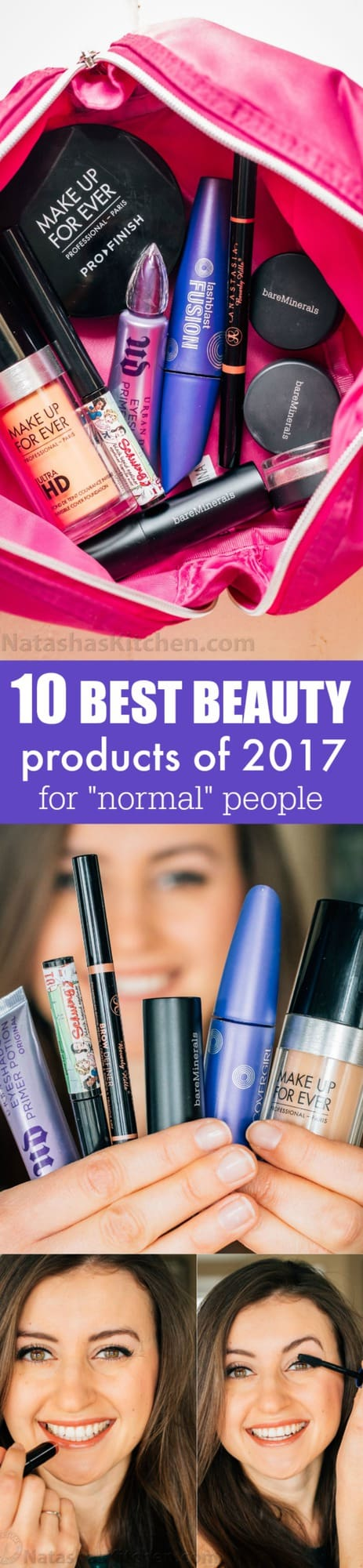 I'm convinced the 10 best makeup products for