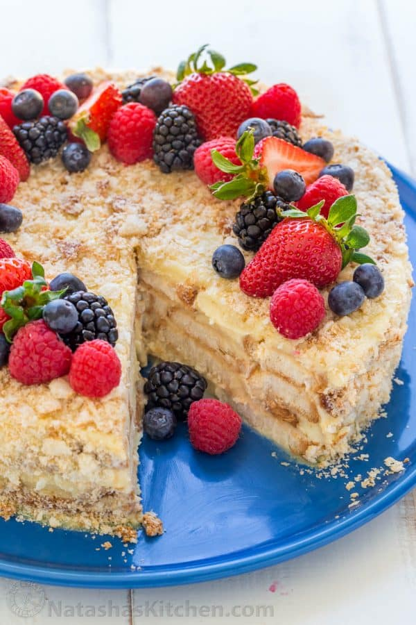 Can I Bake A Layer Cake In Springform Pan