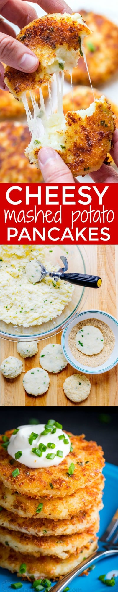 Mashed potato pancakes recipes