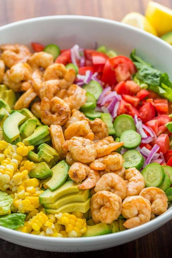 recipe: avocado shrimp salad [6]