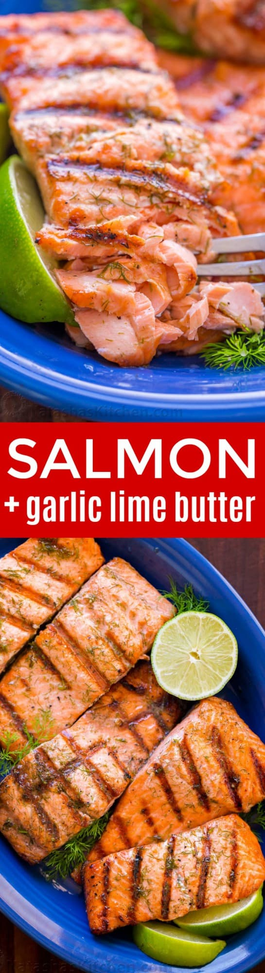 Break Out The Bbq For This Grilled Salmon With Garlic Lime Butter And Eat  Like You
