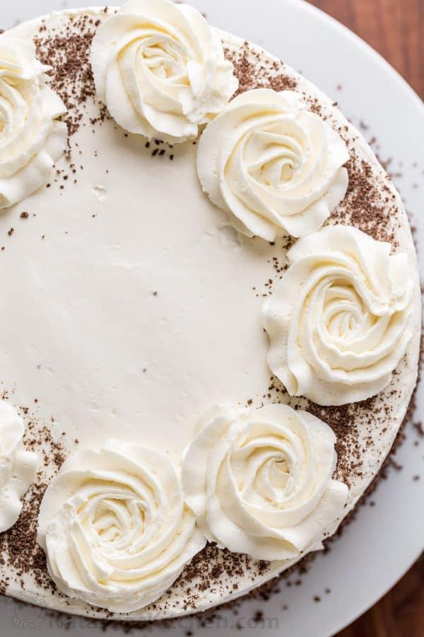Chocolate Cake with Swiss Meringue Buttercream ...