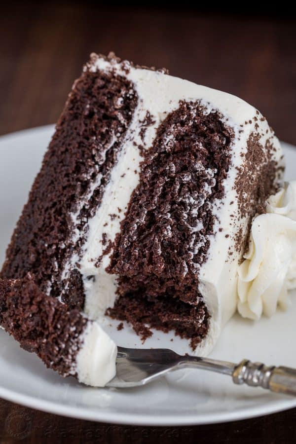 Extra Chocolatey Chocolate Cake Recipe