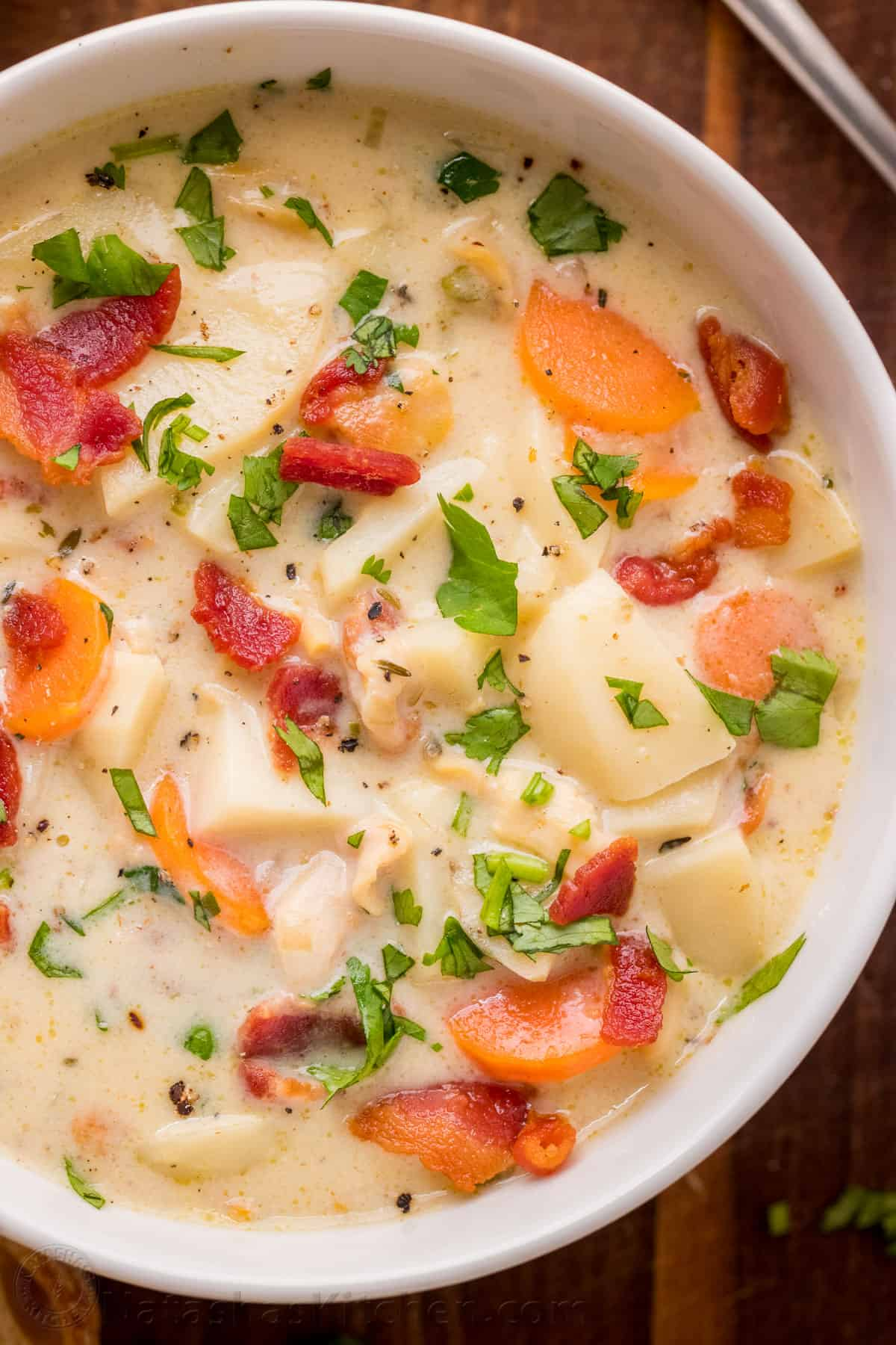 Fish Chowder Soup Recipe