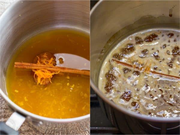 Cranberry Sauce Recipe with Orange & Honey 1