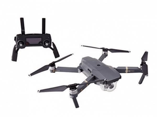 A DJI Mavic Pro Drone