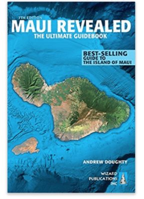 A guide called Maui Revealed The Ultimate Guidebook