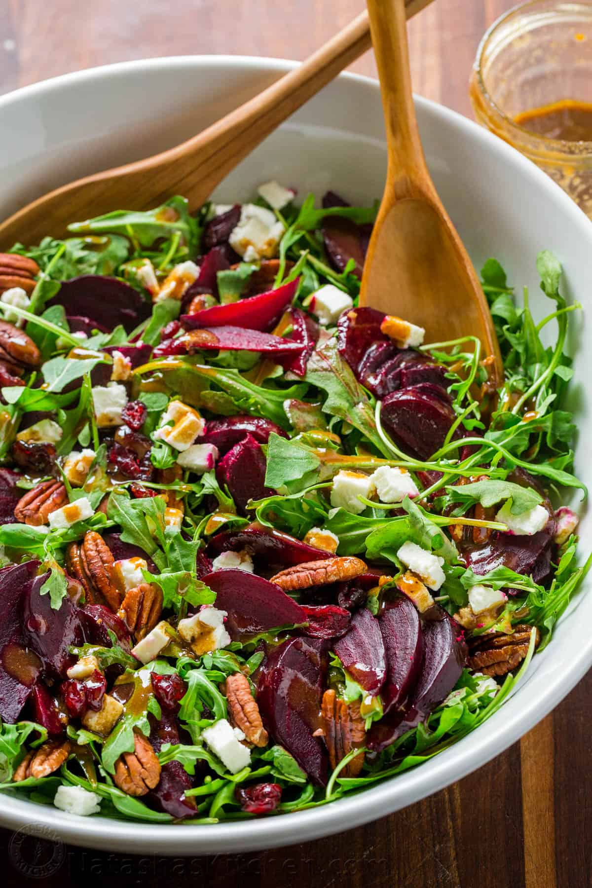 Caloric content of beets with garlic and mayonnaise. Salad Recipe