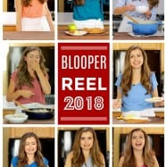 Bloopers video with the best funny moments of 2018. Our best blooper reel yet!