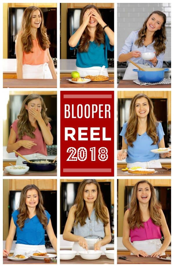 Bloopers 2018