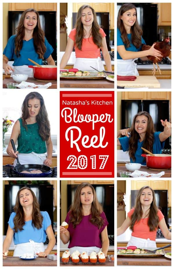 Blooper reel 2017