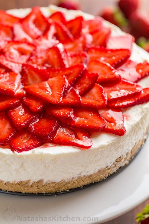 No Bake Cheese Cake Recipe