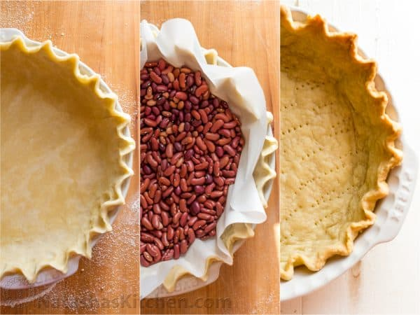 How to Pre-Bake Pie Crust or Blindbake