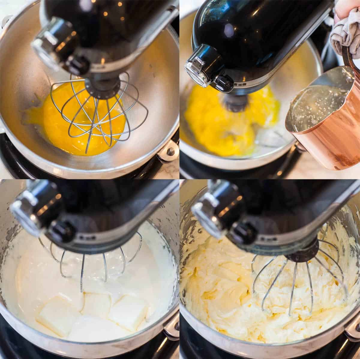 how to make French buttercream frosting
