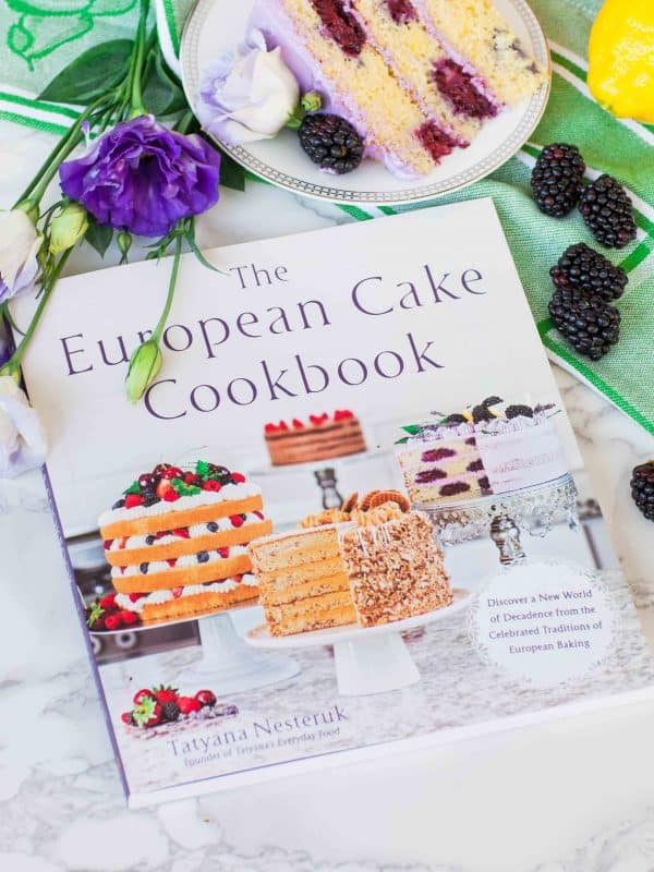 Tatyana Nesteruk cookbook