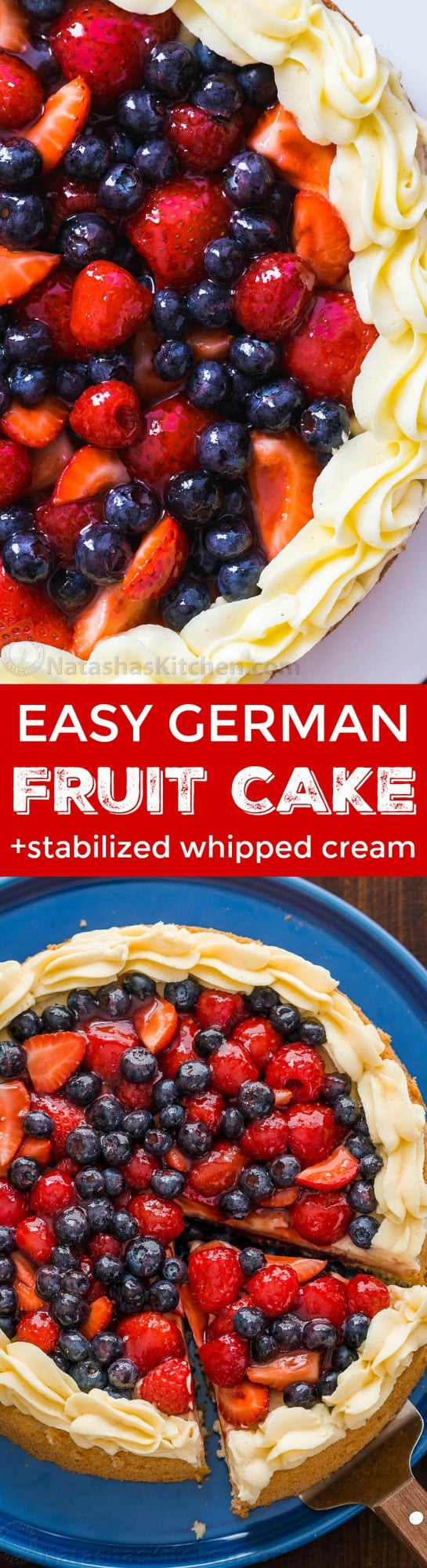 Our spin on the classic German Fruit Cake