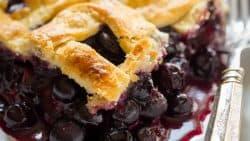 Blueberry Pie Recipe