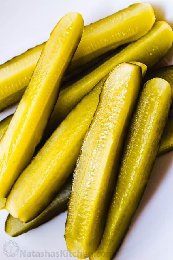 How to make Crunch Dill Pickles