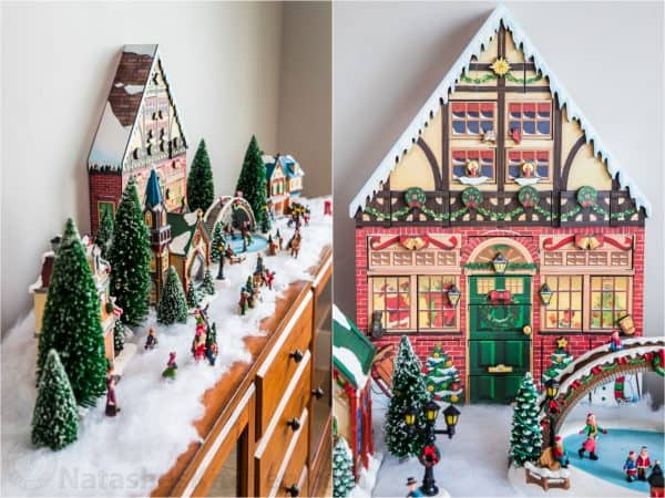 The best advent house