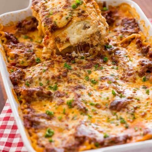 Lasagna Recipe Video