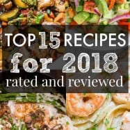 Most Popular Recipes