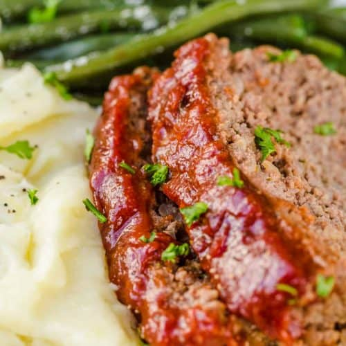 Meatloaf Recipe with the Best Glaze - NatashasKitchen com