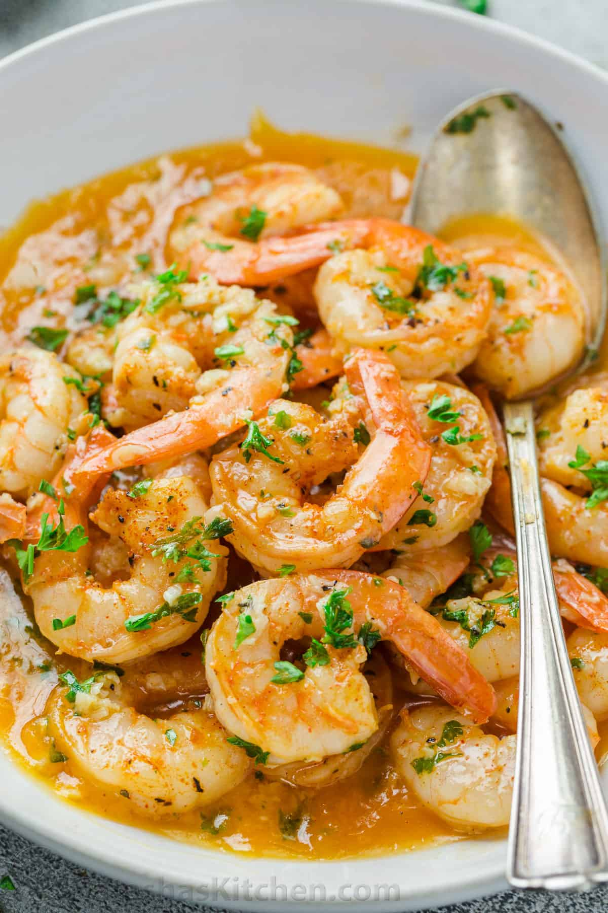 Shrimp Scampi Recipe - NatashasKitchen.com
