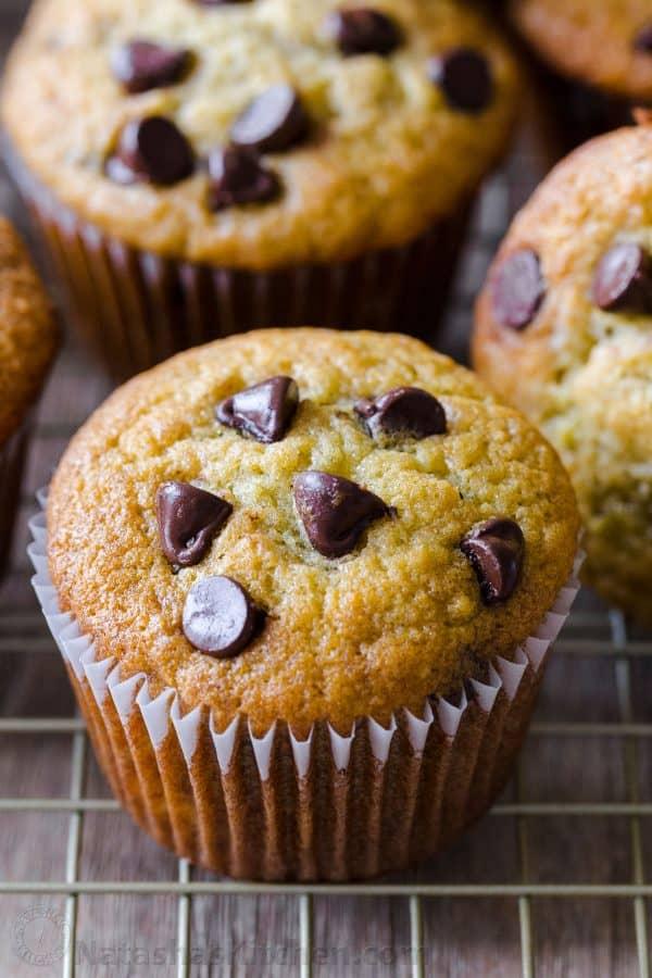 Banana Muffins Recipe Natashaskitchen Com