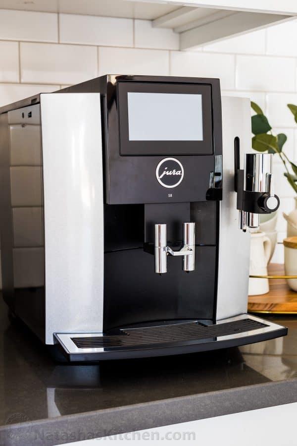 jura s8 espresso machine