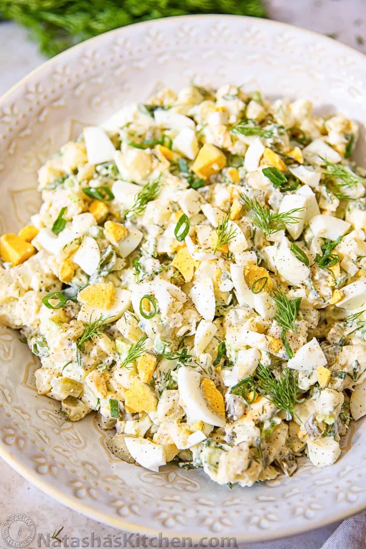 Egg Salad Recipe Natasha's Kitchen