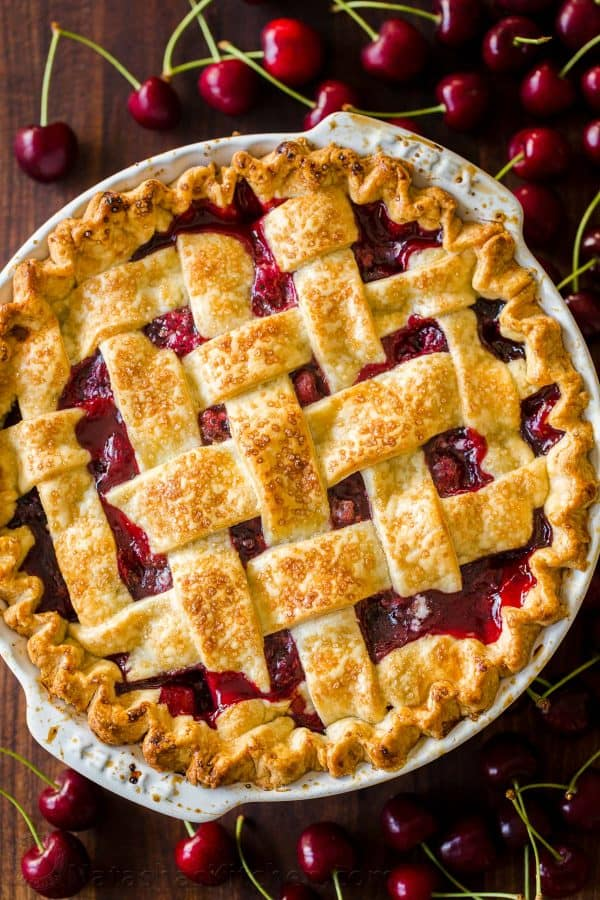 Classic Cherry Pie Recipe