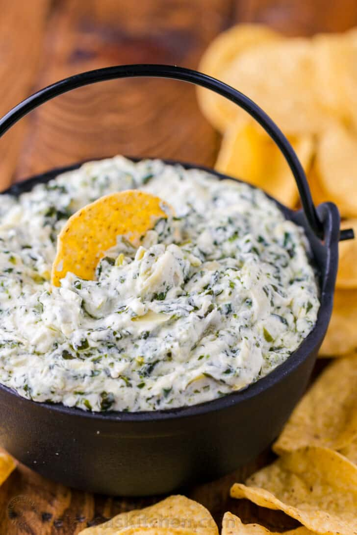 Spinach Artichoke Dip Recipe