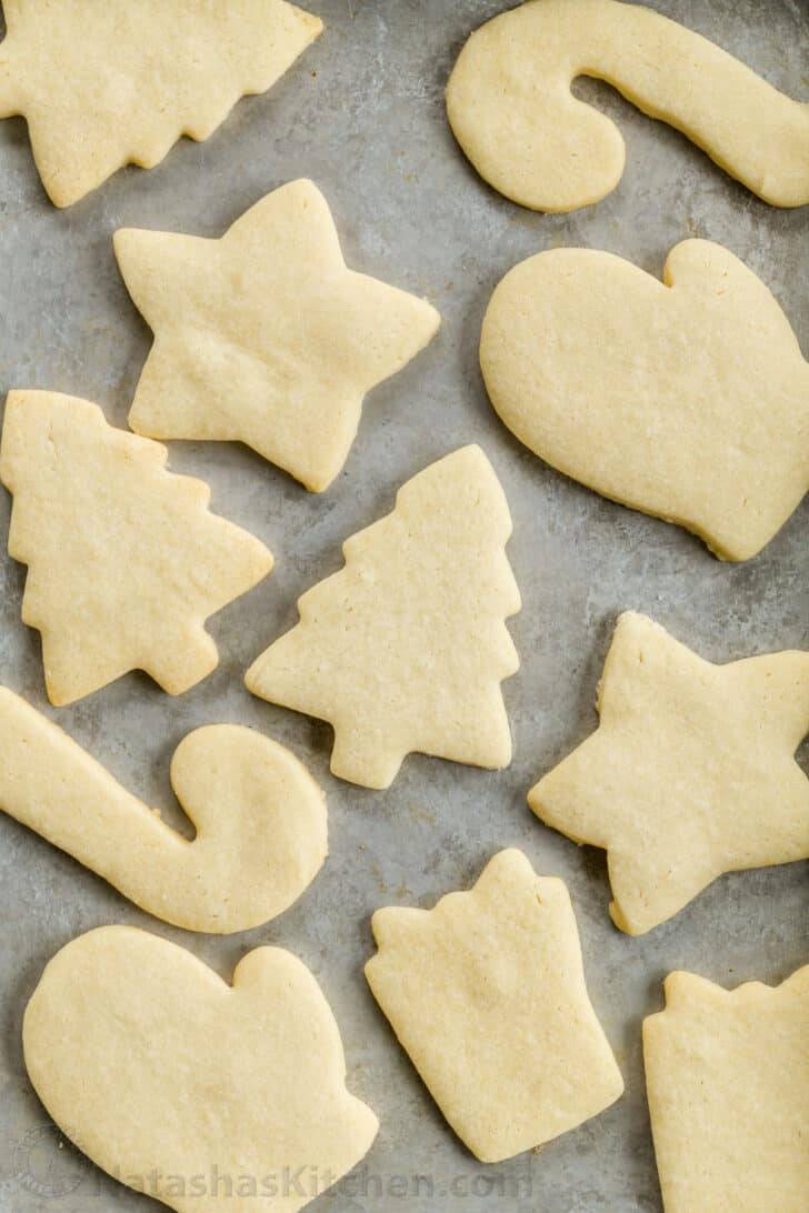 How to make perfectly baked Sugar Cookies without over-baking