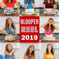 Blooper screenshots 2019