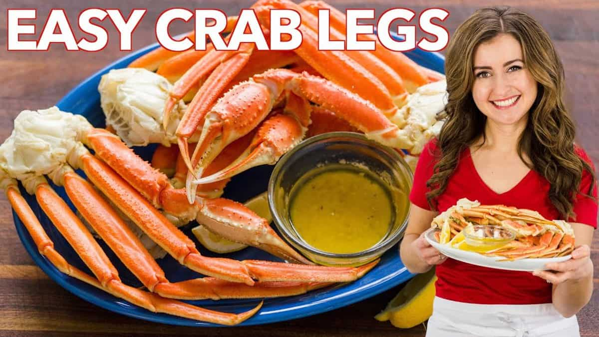Crab Legs 4 Easy Ways Video Natashaskitchen Com