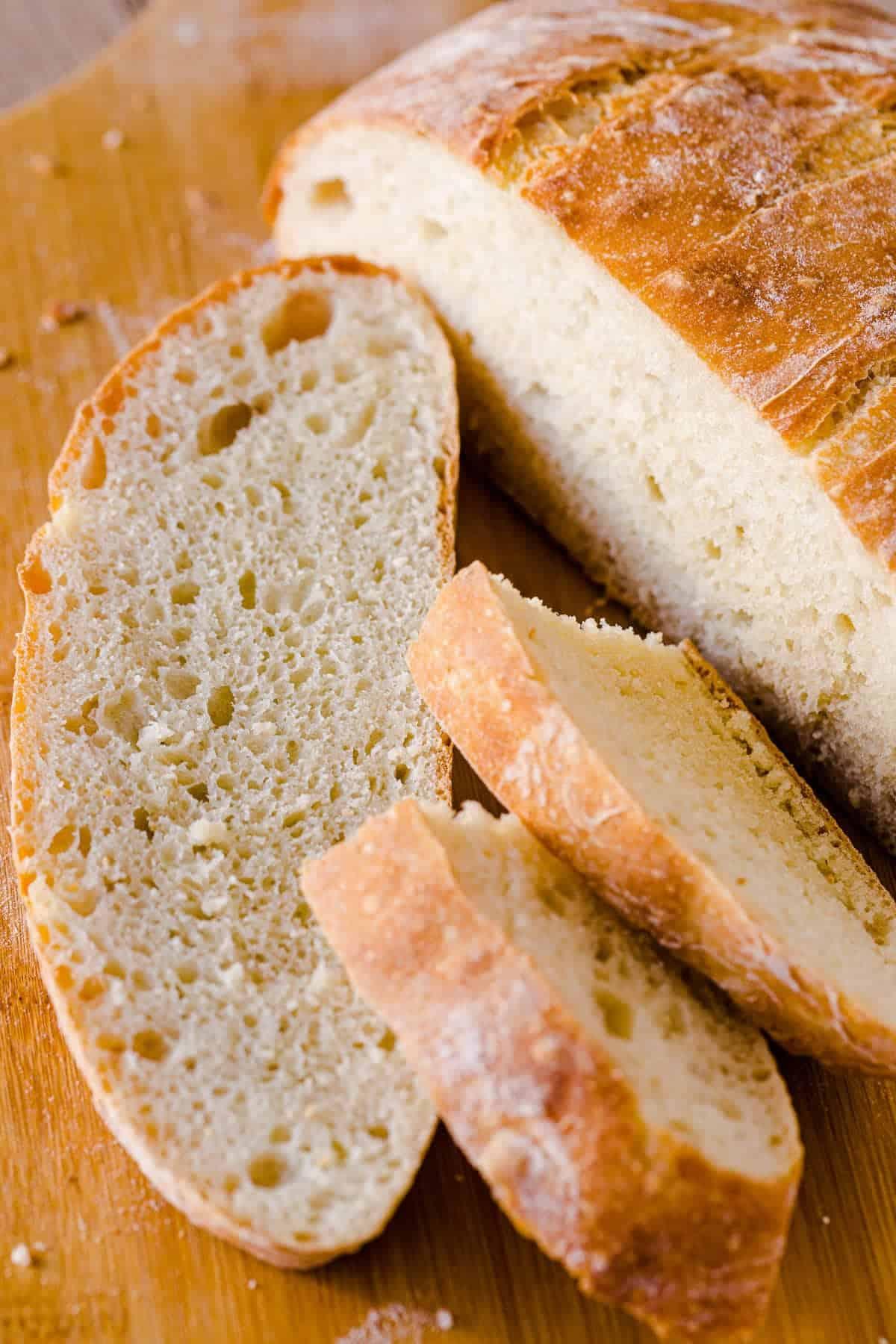No Knead Artisan Bread Recipe Easy Bread Recipe