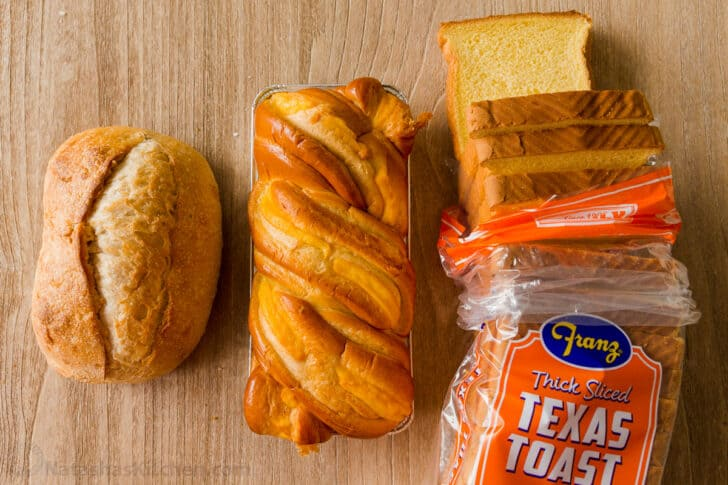 The best breads for making french toast